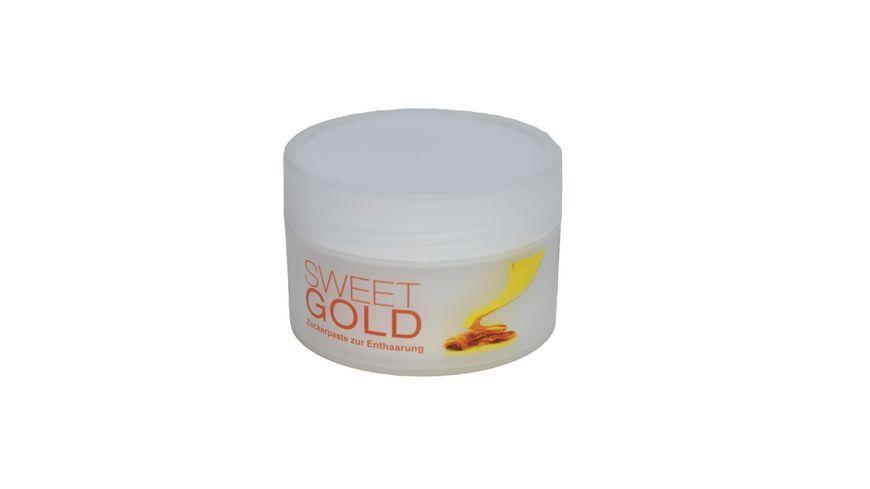 SWEET GOLD Zuckerpaste zur Enthaarung
