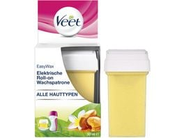 Veet Easywax Roll On System Patrone Sensitiv