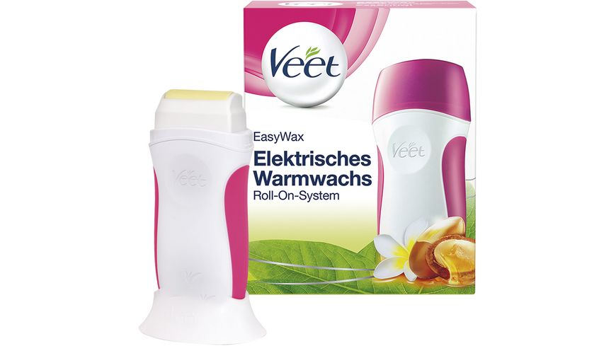 Veet Easywax Roll On System Warmwachs Sensitiv
