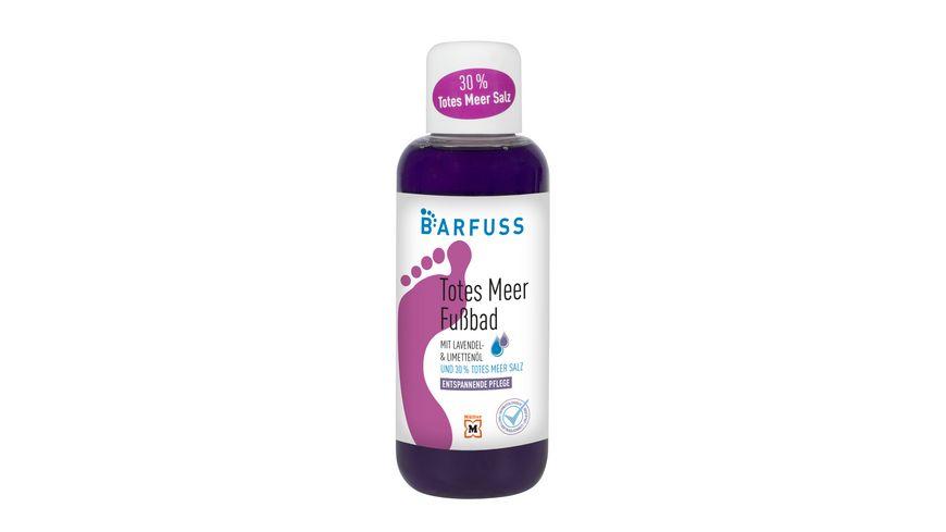 BARFUSS Fussbad Lavendel