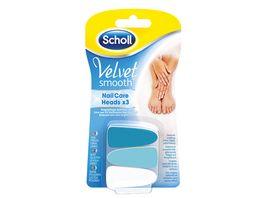 Scholl Velvet Smooth Nagelpflege Aufsaetze