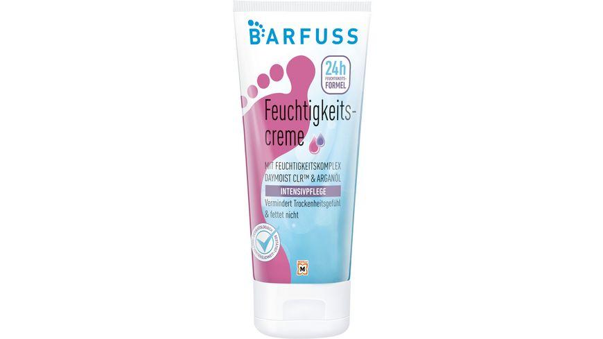 BARFUSS Feuchtigkeitscreme