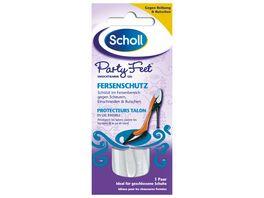 Scholl Party Feet Fersenschutz