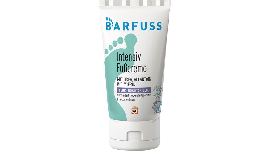 BARFUSS Intensivcreme
