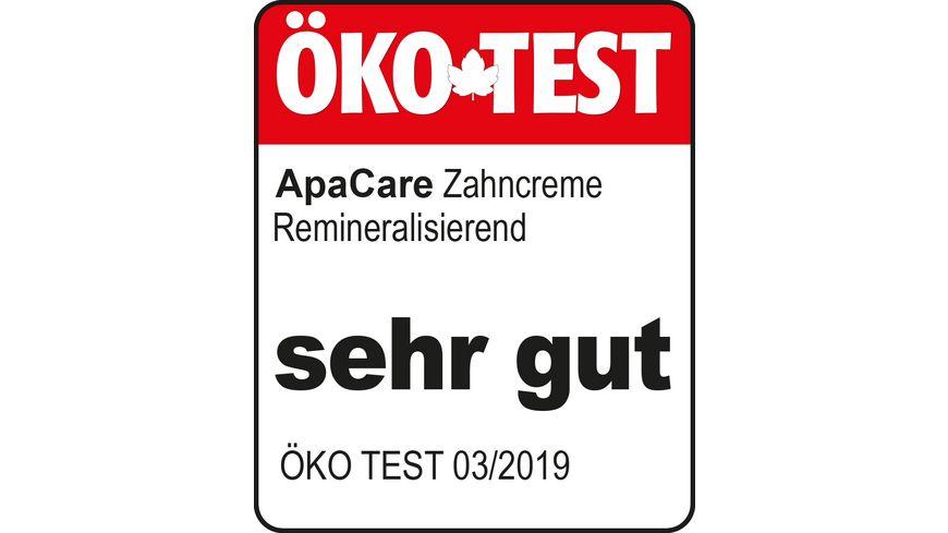 Apa Care Zahncreme Repair Remineralisierend