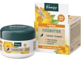 KNEIPP Fussbutter 100 ml