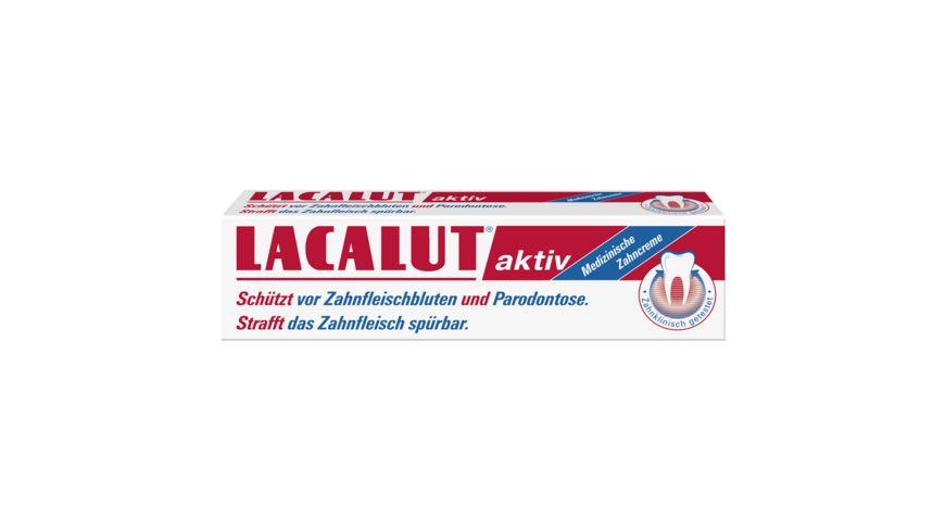 LACALUT Zahncreme Aktiv
