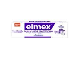 elmex Zahncreme Zahnschmelzschutz Professional