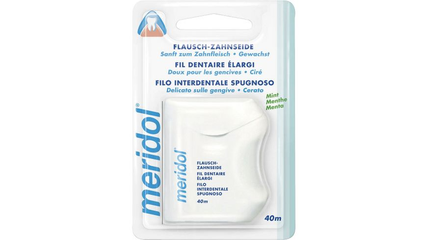meridol Zahnseide Flausch
