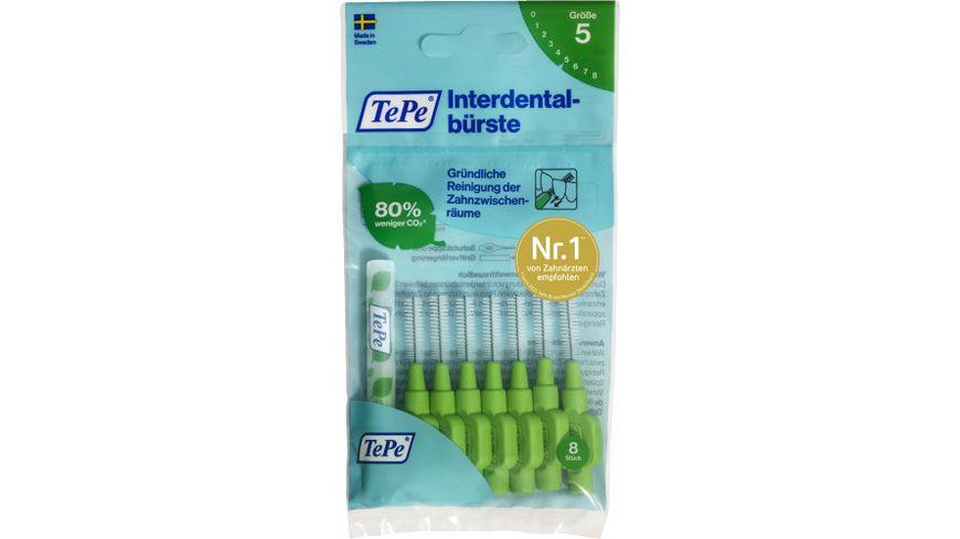 TePe Interdentalbuersten Original Gruen 0 8 mm