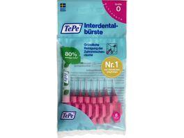 TePe Interdentalbuersten Original Pink 0 4 mm