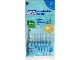 TePe Interdentalbuersten Original Blau 0 6 mm