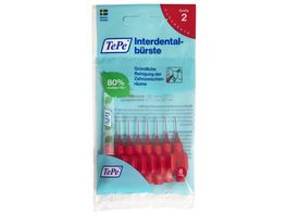 TePe Interdentalbuersten Original Rot 0 5 mm