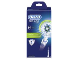 Oral B elektrische Zahnbuerste Pro 600 Cross Action