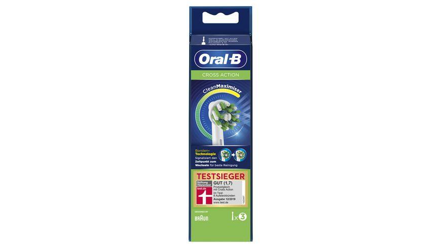 Oral-B Aufsteckbürsten Cross Action
