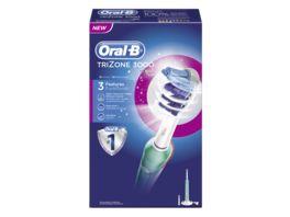 Oral B elektrische Zahnbuerste Trizone 3000