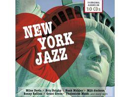 New York City Jazz 19 Original Albums