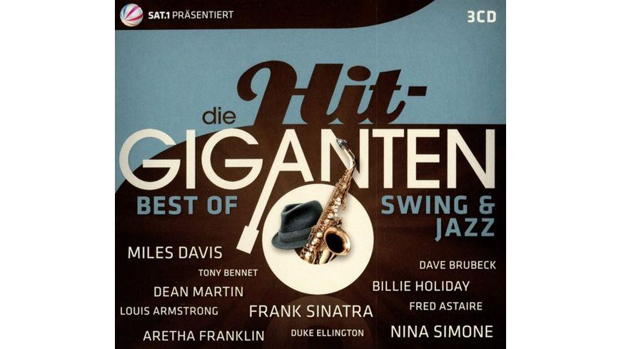 Die Hit Giganten Best Of Swing Jazz
