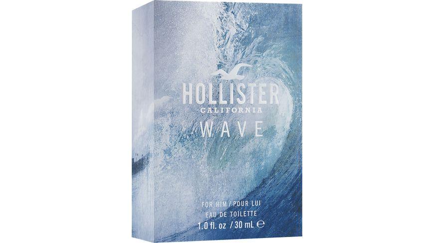 HOLLISTER Wave for Him Eau de Toilette