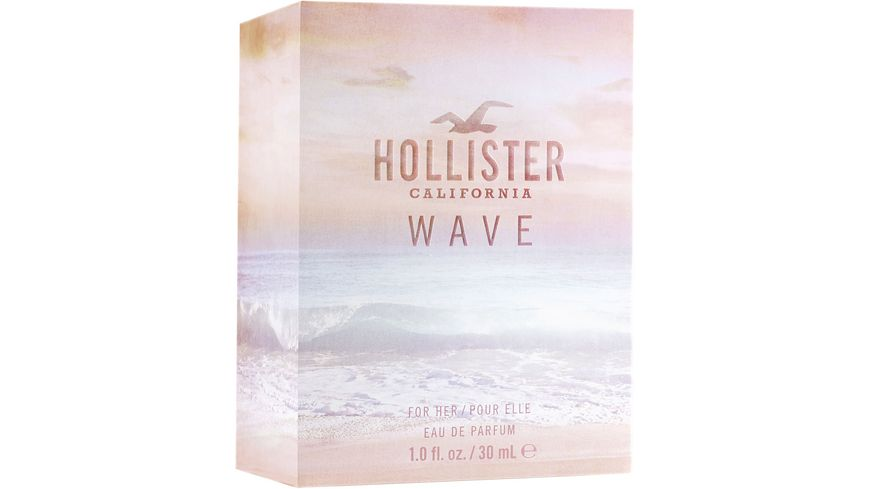 HOLLISTER Wave for Her Eau de Parfum