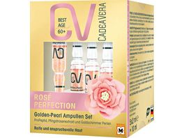 CV Best Age ROSE PERFECTION Golden Pearl Ampullen Set