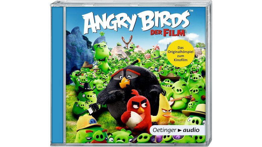 Angry Birds Das Original Hoerspiel zum Kinofilm