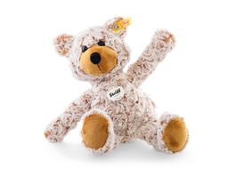 Steiff Teddybaeren Teddybaeren fuer Kinder Charly Schlenker Teddybaer rotbraun gespitzt 28cm