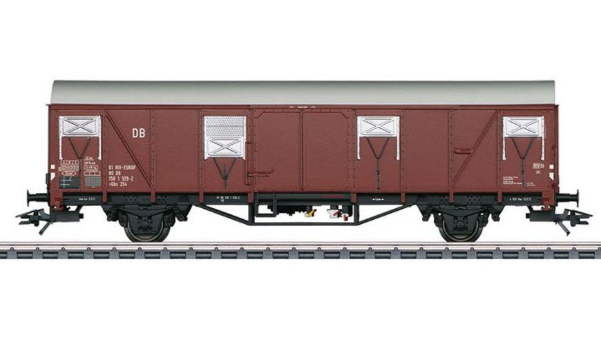 Maerklin 47329 Gedeckter Gueterwagen Gbs 254 H0 IV DB