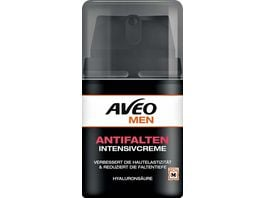 AVEO MEN Intensivcreme Antifalten