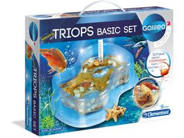 Clementoni Galileo Triops Basis Set