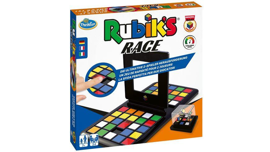 Jumbo Spiele Rubiks Race Online Bestellen Müller
