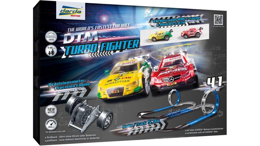 Darda Spielsets DTM Turbo Fighter