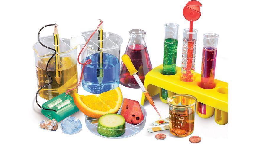 Clementoni Galileo Der grosse Chemiekasten