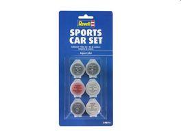 Revell 39074 Farben Set Sportwagen