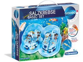 Clementoni Galileo Salzkrebse Basis Set