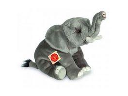 Teddy Hermann Wildtiere Elefant 28 cm