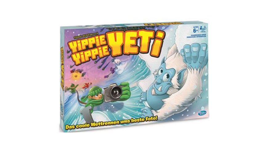 Hasbro Gaming Yippie Yippie Yeti