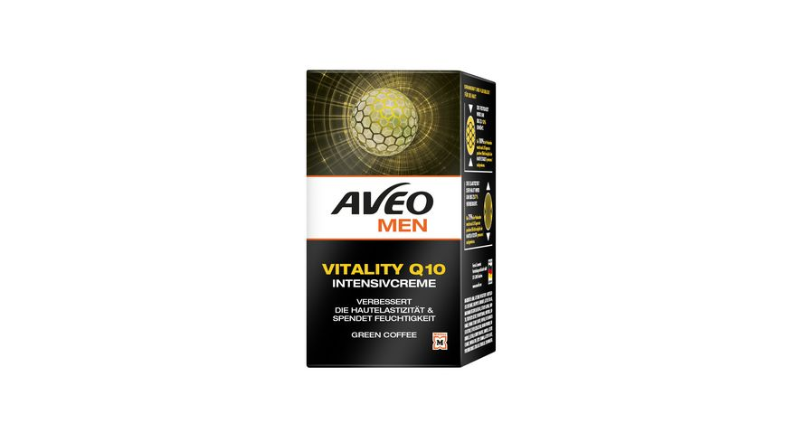 AVEO MEN Vitality Q10 Intensivcreme