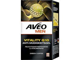 AVEO MEN Anti Muedigkeitsgel Vitality Q10
