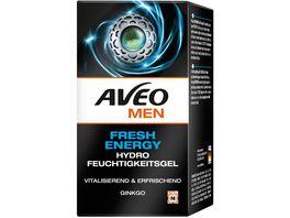 AVEO MEN Fresh Energy Hydro Feuchtigkeitsgel