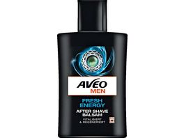 AVEO MEN Aftershave Balsam Fresh