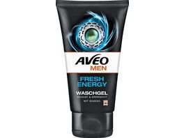 AVEO MEN Waschgel Fresh Energy