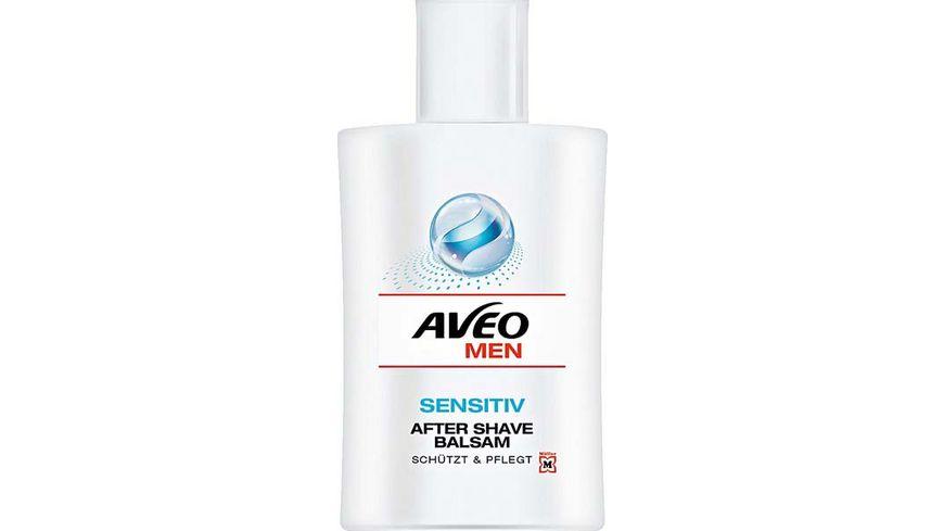 AVEO MEN Aftershave Balsam Sensitiv