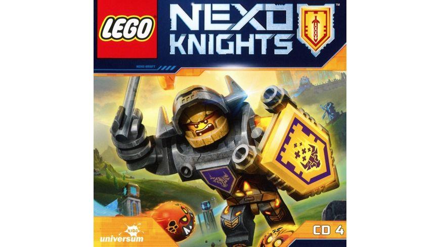Lego Nexo Knights Hoerspiel Folge 4