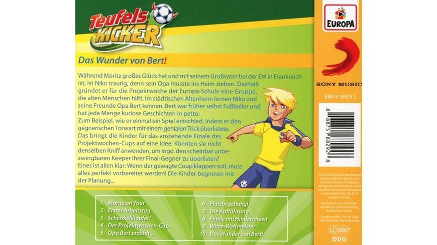 062 Das Wunder von Bert