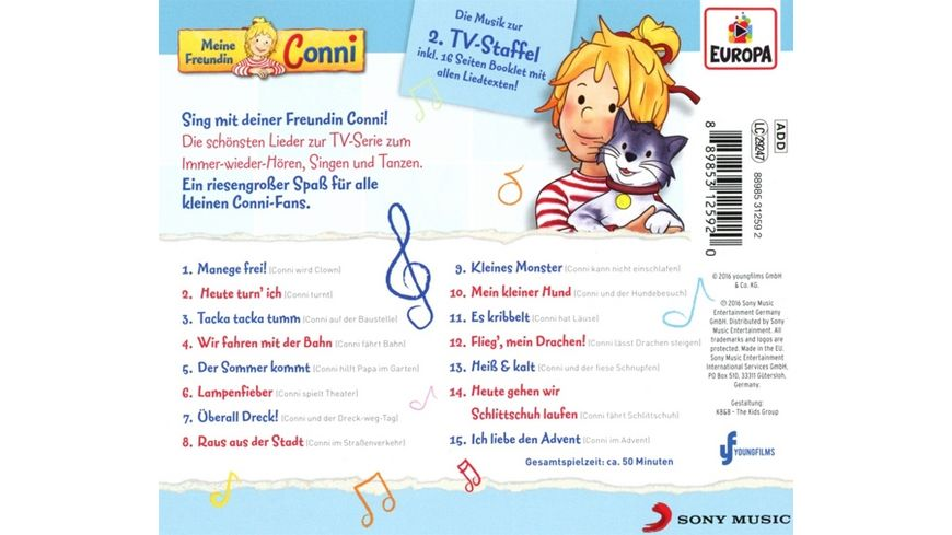 Sing mit Conni