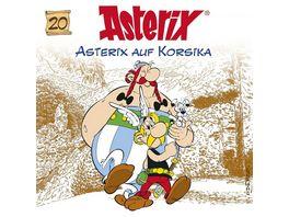 20 Asterix Auf Korsika