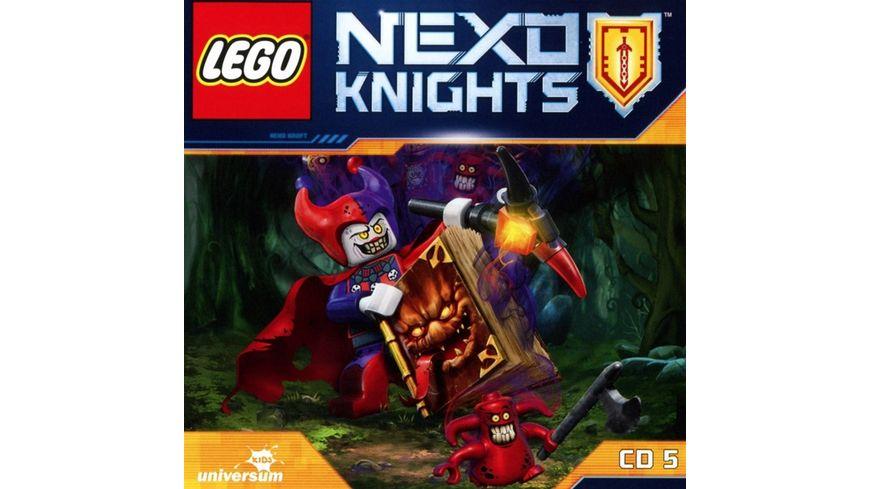 Lego Nexo Knights Hoerspiel Folge 5