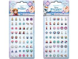 CRAZE Sticker Earrings Frozen