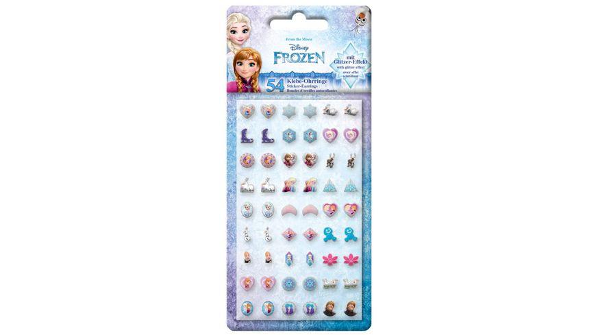 CRAZE Sticker Earrings Frozen